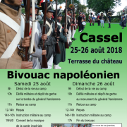 Affiche Bivouac 2018