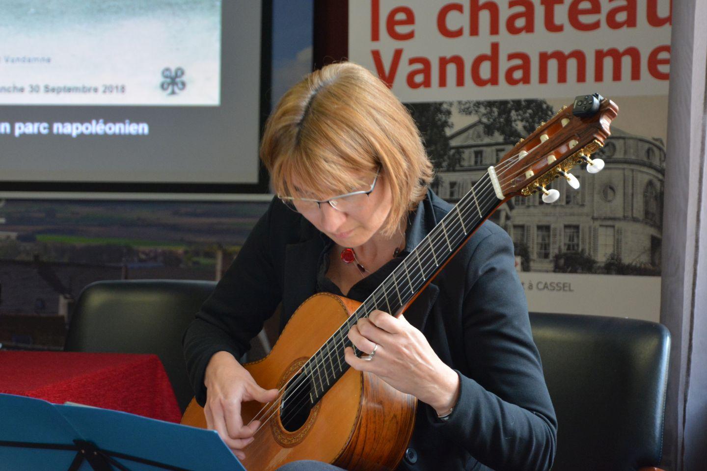 Illustration sonore par Marie-Caroline Lebriez