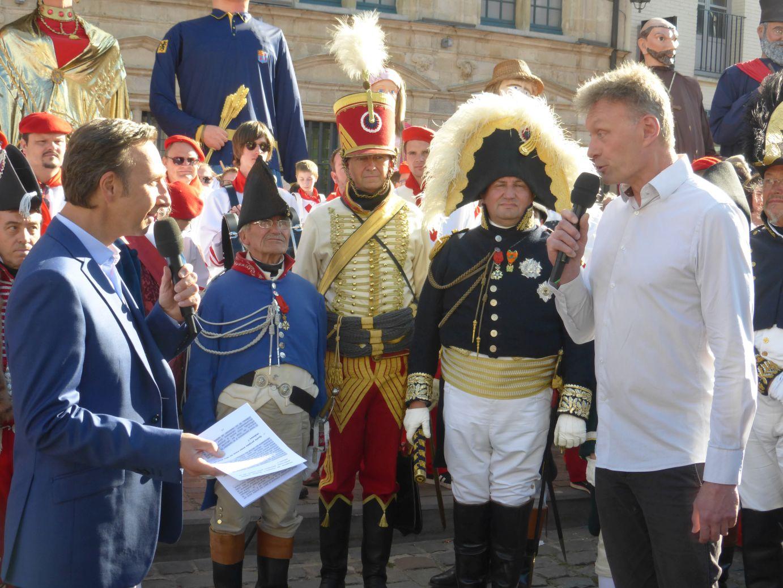 12 juin 2019 Stéphane Bern à Cassel