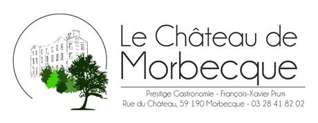 Chateau de morbecque avec texte