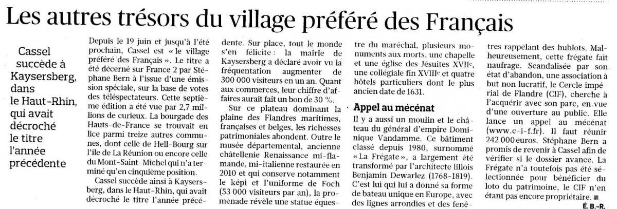 Figaro 27 juillet 2018