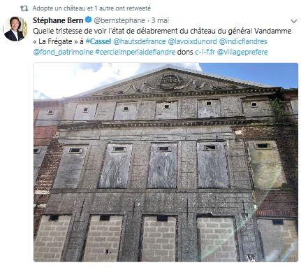 Stephane bern twitter 3 mai 2018